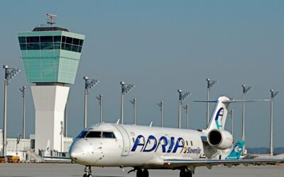 Collapsed Slovenian Carrier Adria Airways' Assets For Sale