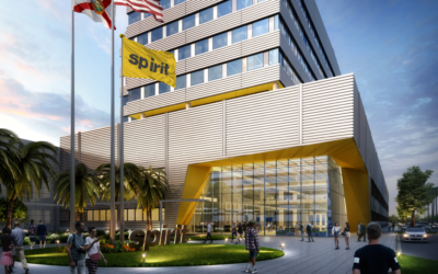 Spirit Airlines Set To Move Its Headquarters To Fort Lauderdale