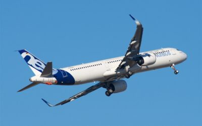China Aircraft Leasing Places Huge A321neo Order