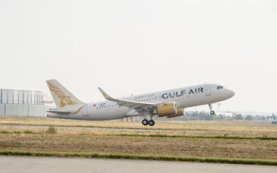 Gulf Air To Launch A321neo Flights To Nice