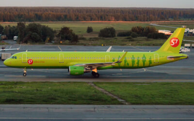 S7 Airlines Airbus A321neo Catches Fire – Emergency Evacuation Ordered