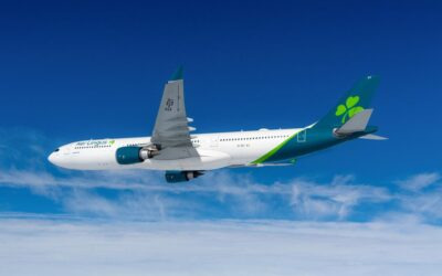 Aer Lingus Takes Delivery Of Airbus' Final A330-300