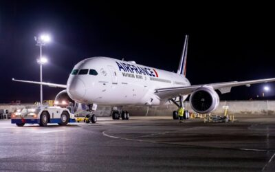 Air France Launches Flights To Chennai, India