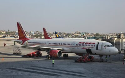 Air India Airbus A321 Suffers Tail Strike Due To Early Rotation