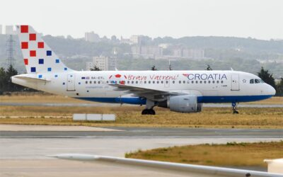 Croatia Airlines Will Lease A HiFly A319 This Summer