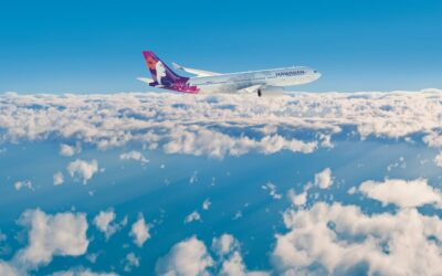 DOT Crowns Hawaiian Airlines Most Punctual US Airline