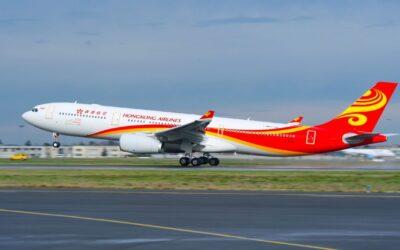 Hong Kong Airlines Drastically Reduces Inflight Services