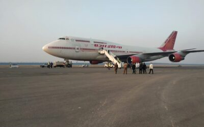 Indian Prime Minister Thanks Coronavirus Rescue Flight Crew