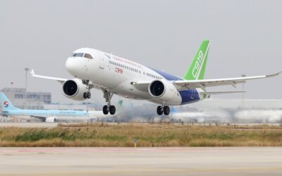 New China Eastern Subsidiary Will Only Operate COMAC Aircraft