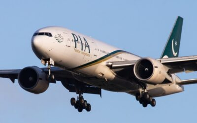 PIA Boeing 777 Loses Radio Contact Over Europe