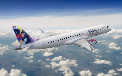 Regional Jet Rebranded As Xfly – Will Acquire 7 Embraers