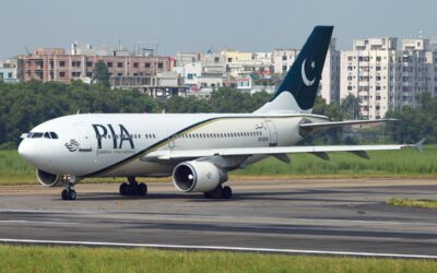 The Curious Case Of The Missing PIA Airbus A310