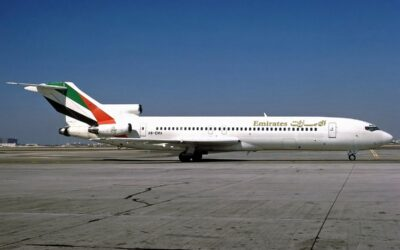 What Happened To Emirates' Boeing 727s?