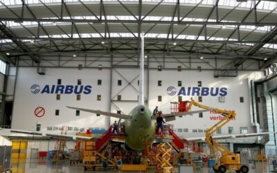 Airbus To Partially Resume Work In France And Spain