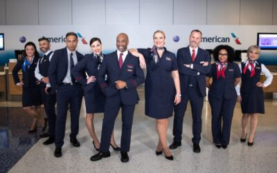 American Airlines Launches Its New Uniform On 50,000 Staff