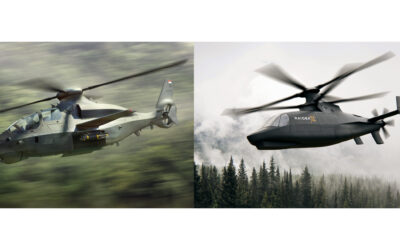 Army Selects Sikorsky, Bell For FARA Phase Two