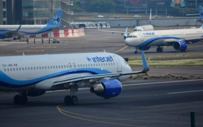 Dispute On Terms Leads To Interjet Returning Leased Aircraft