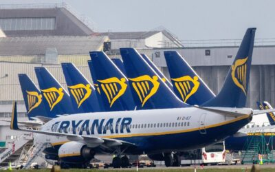 Ryanair Expects To Remain Grounded Until June