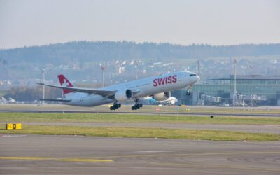 SWISS Operates Its Longest Flight Ever – A Boeing 777 To Chile