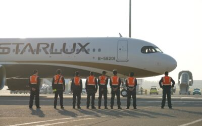 Starlux Is Currently Operating Just 1 Flight Per Day