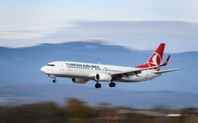 Turkish Airlines Will Now Fly To Just Four Countries
