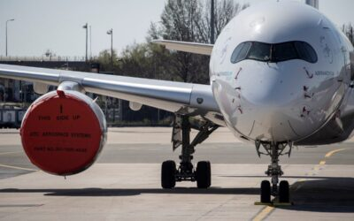 Air France Parks Its Planes With Short-Term Storage Procedures