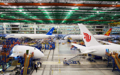 Boeing To Restart 787 Production May 3, Expects Slow Return In Air Traffic