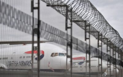 Heathrow Airport Will Only Use One Runway At A Time Now