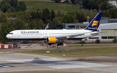 Icelandair Pilot Shares The Love With Heart Shaped Flight Path