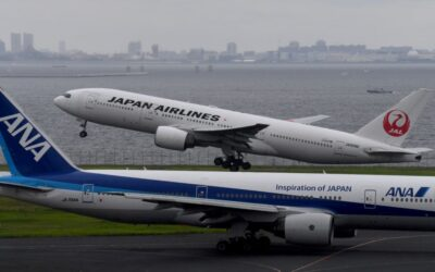 Japanese Airlines Carry On With Domestic Ops Despite Demand Drop