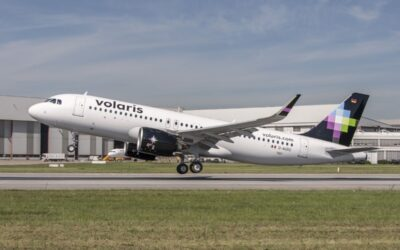 Mexican LCC Volaris Cuts Capacity To Weather Demand Crisis