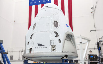 NASA Sets Date For Crewed SpaceX Launch
