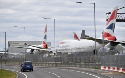 What Will Happen To Aircraft Deliveries During Aviation's Slump?