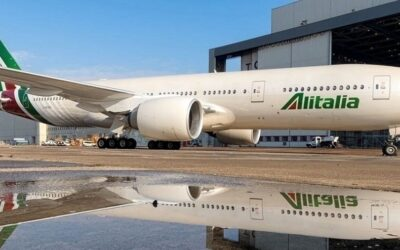 Alitalia To Receive Another €3 Billion As 6000+ Staff Furloughed