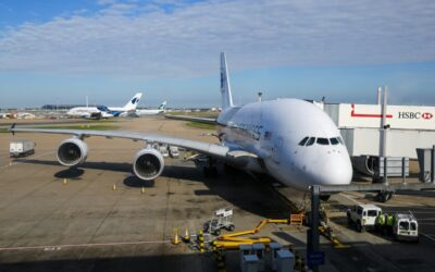 Malaysia Airlines Has Been Using An Airbus A380 For Cargo Flights