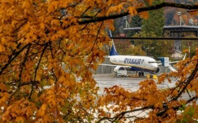 Ryanair Looking To Finalize New Boeing 737 MAX 10 Order