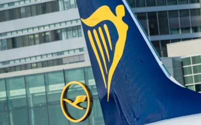 Ryanair's CEO Likens Lufthansa To A 'Drunk Uncle At A Wedding'