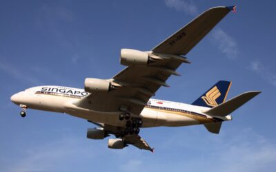 Singapore Airlines Announces First Ever Annual Loss