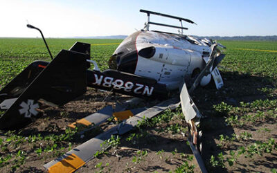 NTSB to Helo Makers: Data and Image Logging Needed