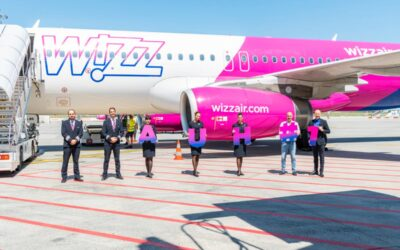 Abu Dhabi Welcomes First Wizz Flight Ahead Of New Base Opening