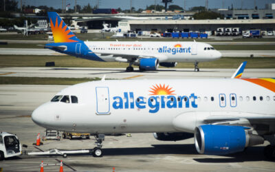 Allegiant Will Furlough Up To 275 Pilots Amid $93m Loss