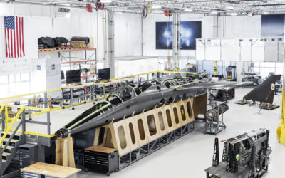 Boom Sets Date For XB-1 Rollout