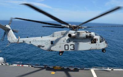 CH-53K Completes First Sea Trials