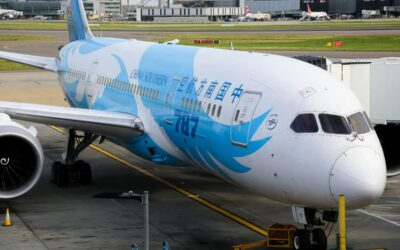 China Southern Is Selling Unlimited Flights Until January For $528