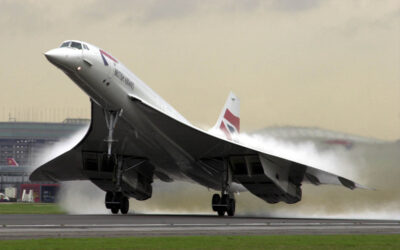 Flying On Concorde: Could You See The Curvature Of The Earth?