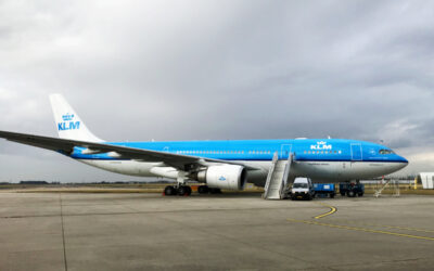 KLM Adds Riyadh To Route Network While Rejigging Muscat Service