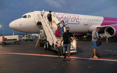 Wizz Air Abu Dhabi To Fly 2 A321neos On 6 Initial Routes