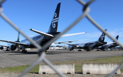 Air New Zealand's Boeing 777s Won't Be Back For At Least A Year