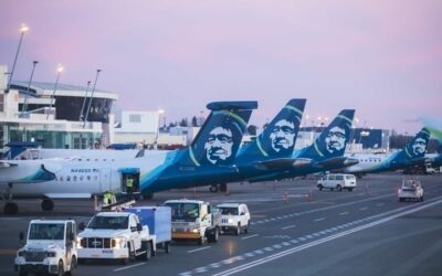 Alaska Airlines Cancels Flights Due To Extreme Wildfire Smoke