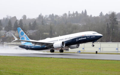FAA Administrator Set To Fly The Boeing 737 MAX Next Week